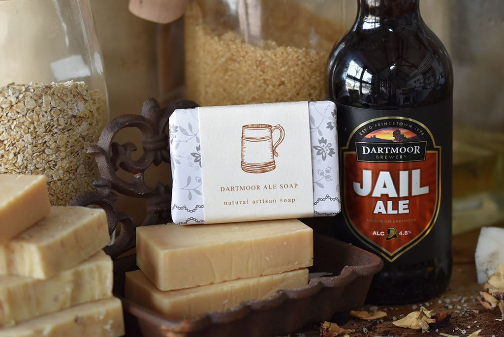 Dartmoor Ale Soap