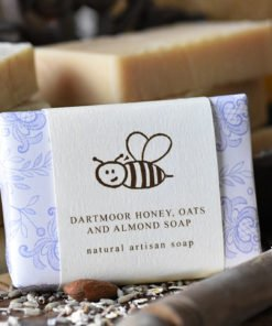 Dartmoor Honey, Oats & Almond Soap