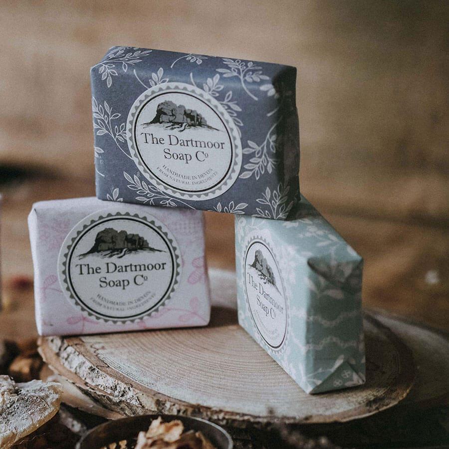 The Dartmoor Soap Co Guest Soap