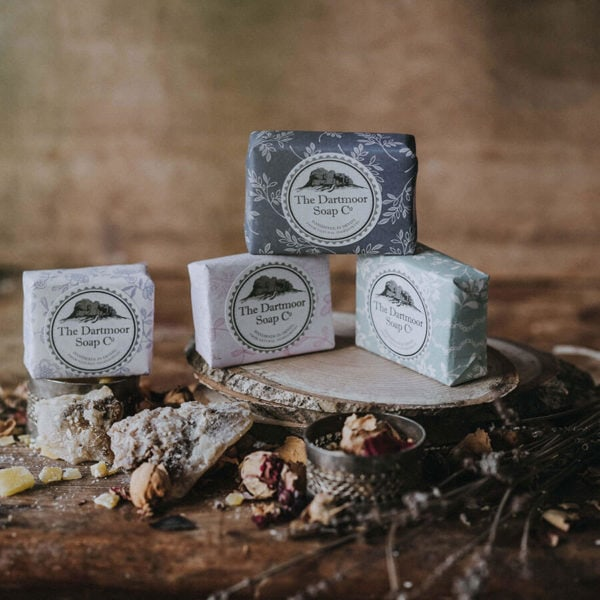 The Dartmoor Soap Co Guest Soap