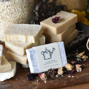 Dartmoor Gardener's Soap