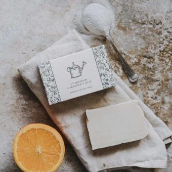 Dartmoor Gardener's Soap