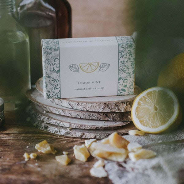 Lemon Mint Soap