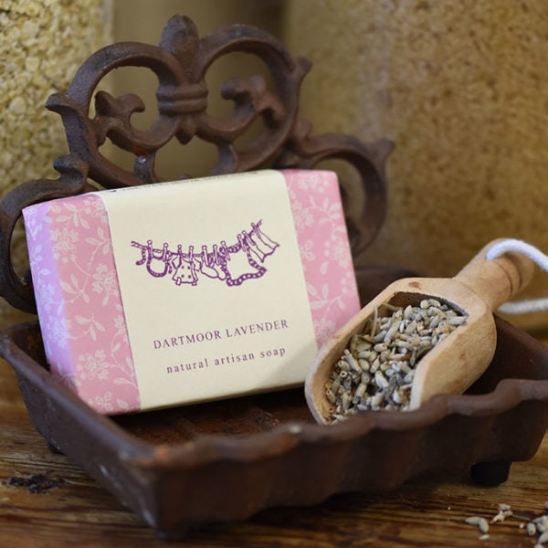 Dartmoor Lavender Soap