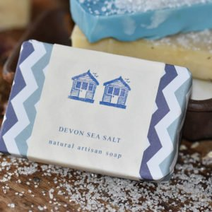 Devon Sea Salt Soap