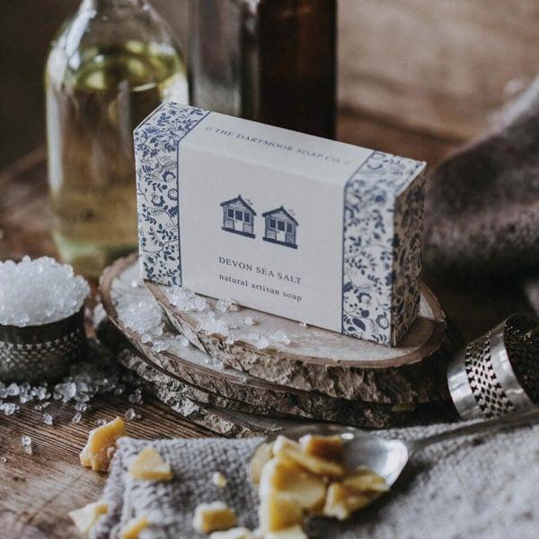 Devon Sea Salt Soap