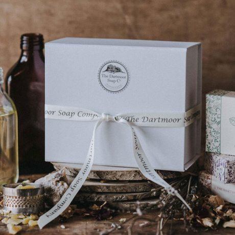 Dartmoor Soap Gift Box