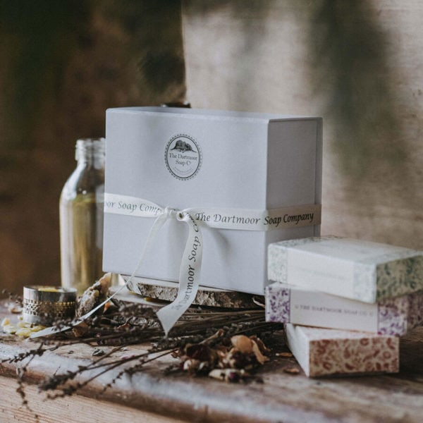 Dartmoor Soap Gift Box