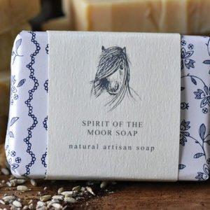 Spirit Of The Moor Soap