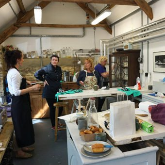 The Dartmoor Soap School