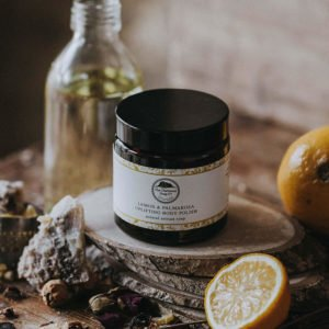 Lemon & Palmarosa Uplifting Body Polish
