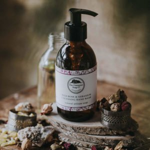 Wild Rose & Geranium Soothing Hand Wash