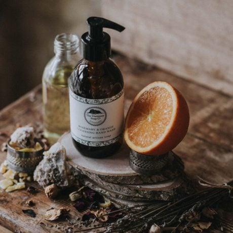 rosemary handwash